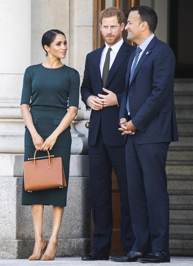 Książę Harry nie może ZNIEŚĆ Dorii? Matka Meghan z nimi nie zamieszka!