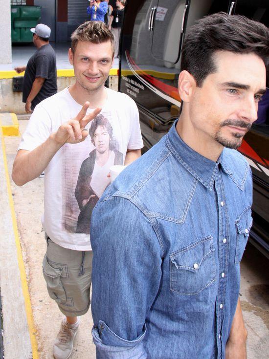 Przystojniaki z Backstreet Boys znowu w akcji (FOTO)