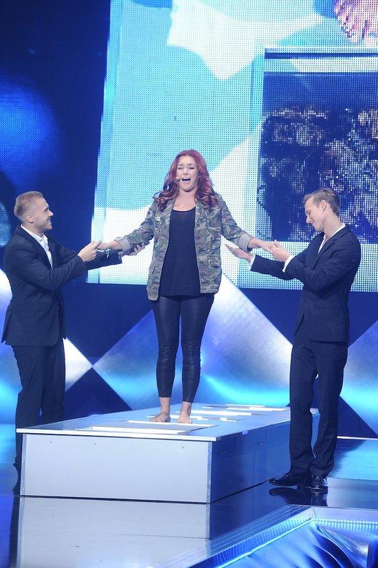Ewa Farna w show Kilerskie Karaoke