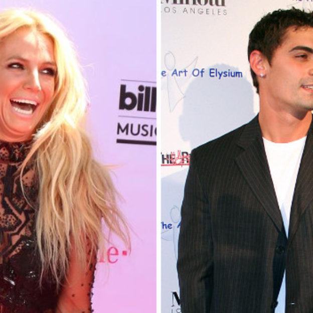 Britney Spears i Jason Alexander