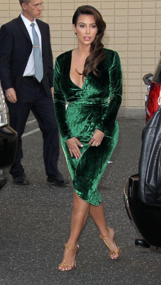 Kim Kardashian potrafi nieźle wyglądać