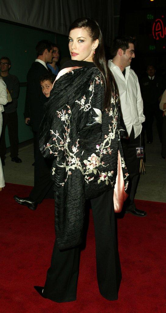 Liv Tyler na początku kariery