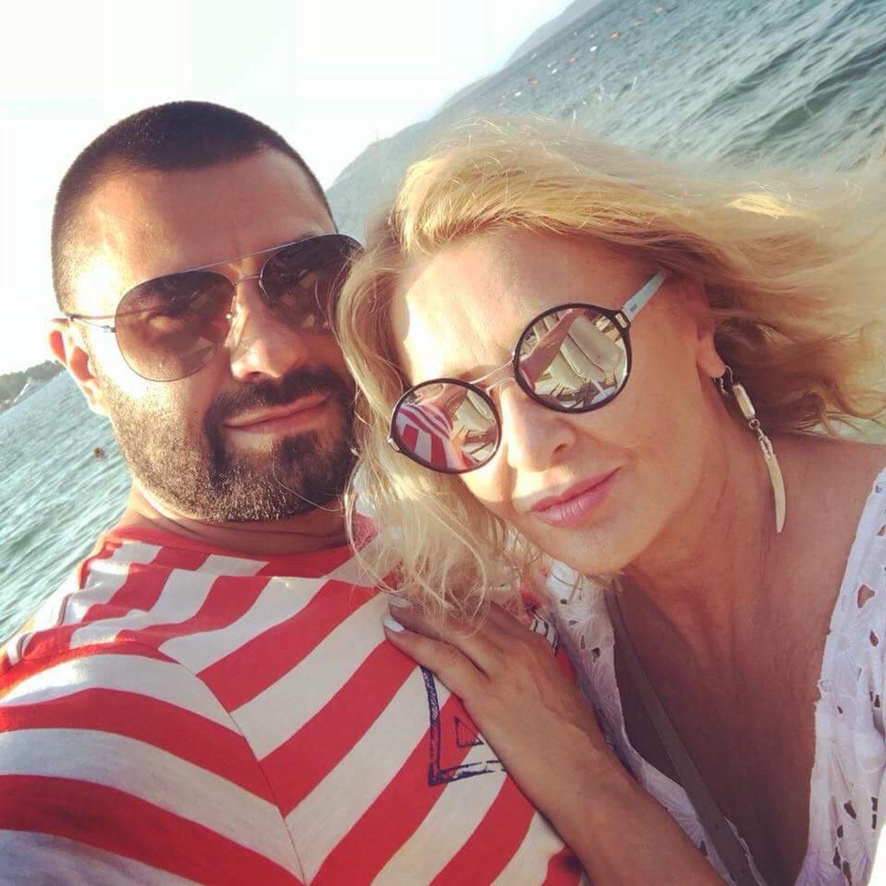 Majka Jeżowska na wakacjach w Turcji