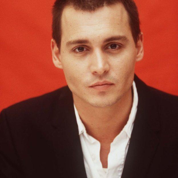 Johnny Depp (dawniej)