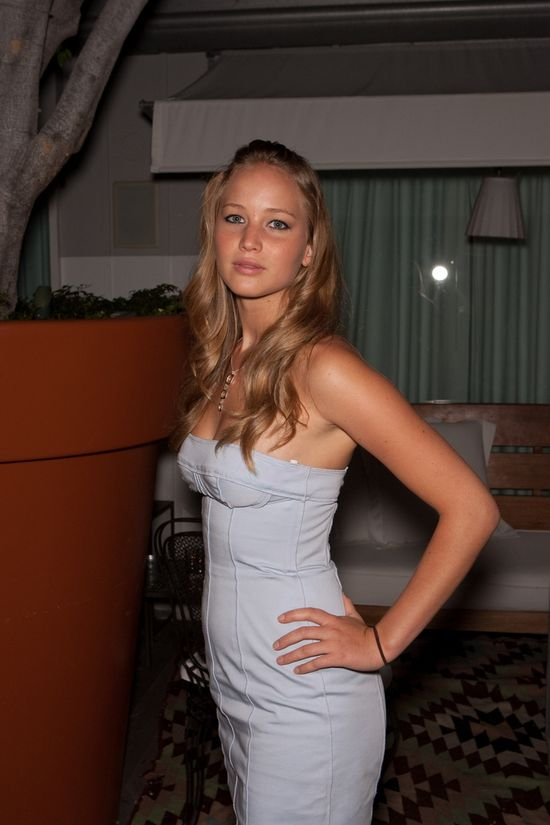 Jennifer Lawrence w 2009 roku