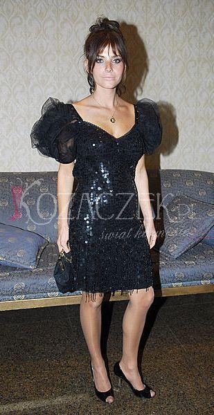 Weronika Rosati - ma�a czarna