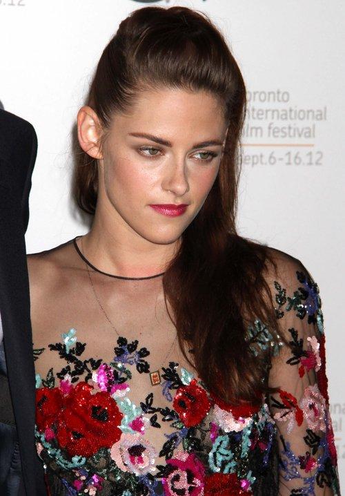 Kristen Stewart na premierze On the Road