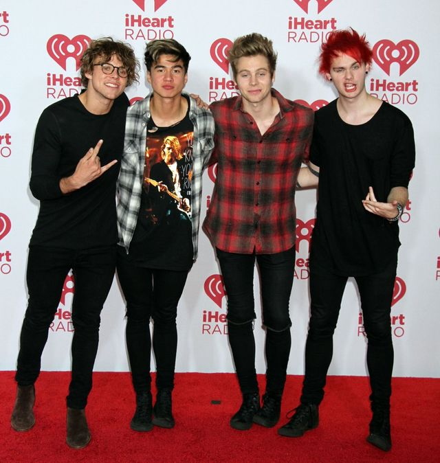 5 Seconds Of Summer zagro�eniem dla One Direction?