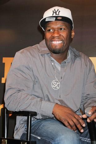 50 Cent się oświadczył? (FOTO)