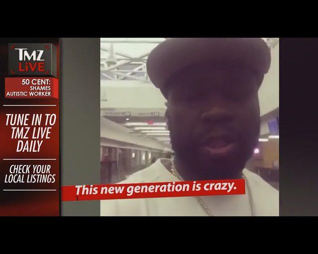 50 Cent NABIJAŁ SIĘ z chorego na autyzm