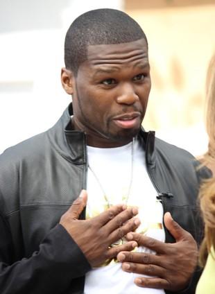 50 Cent oskarżony o pobicie matki swojego dziecka!