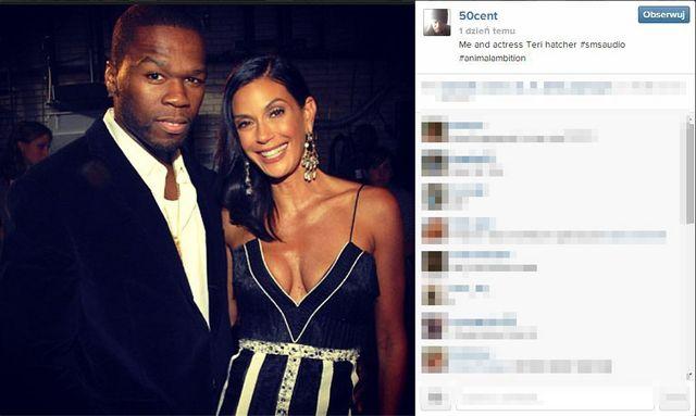 50 Centa wzięło na wspomnienia? (FOTO)