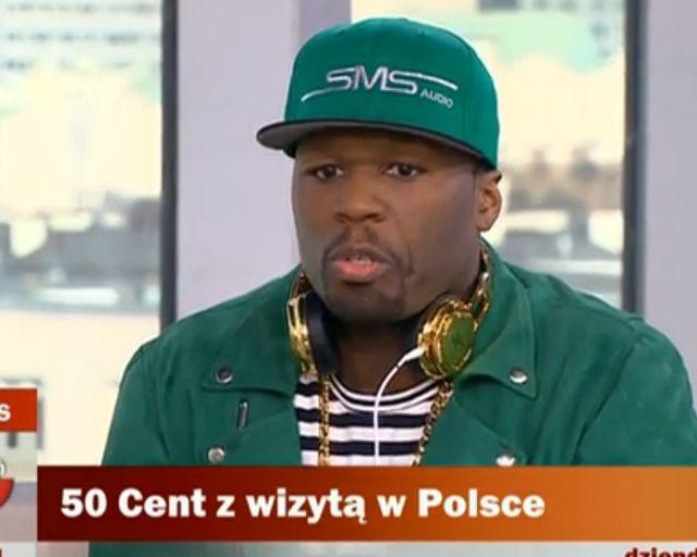 50 cent w Polsce! (FOTO)