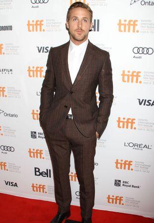 Ryan Gosling najbardziej pożądanym mężczyzną 2012!