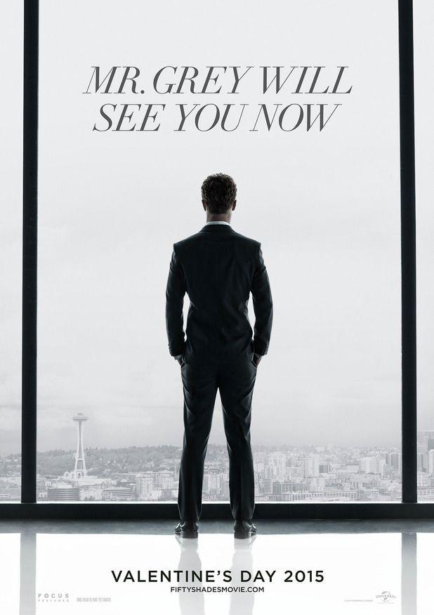 Jest pierwszy plakat 50 twarzy Greya