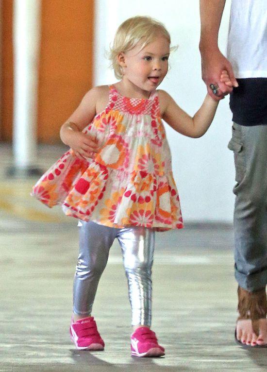 Córeczka Christiny Applegate ma już ponad 2 latka (FOTO)