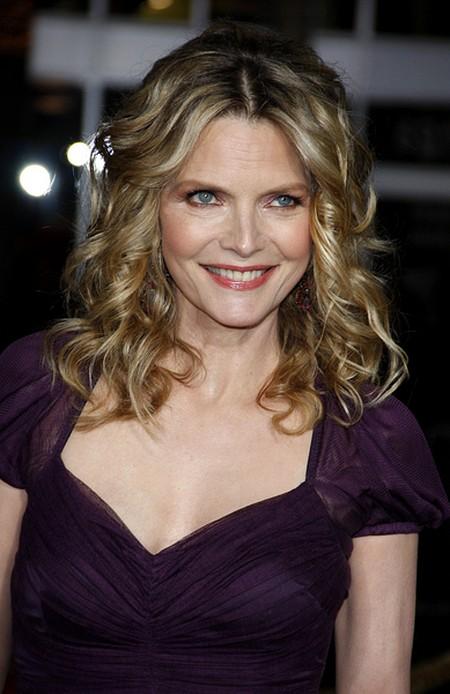 Piękna i naturalna Michele Pfeiffer