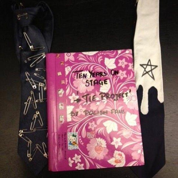 Avril Lavigne dostała prezent od swoich fanów (FOTO)