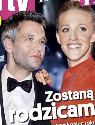 Żona Michała Żebrowskiego, Ola jest w ciąży!