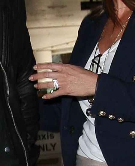 Jennifer Aniston zaręczona z Justinem Theroux
