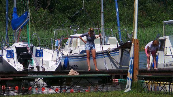 Marta Wierzbicka byczy się nad polskim morzem (FOTO)