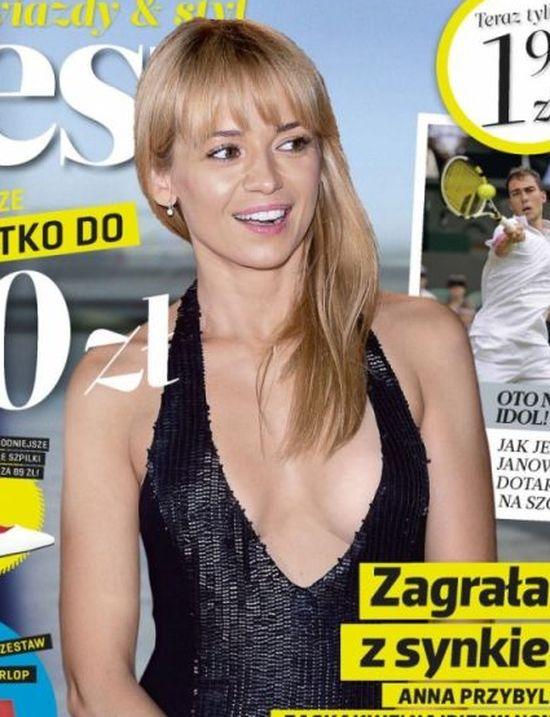 Anna Przybylska została blondynką! (FOTO)