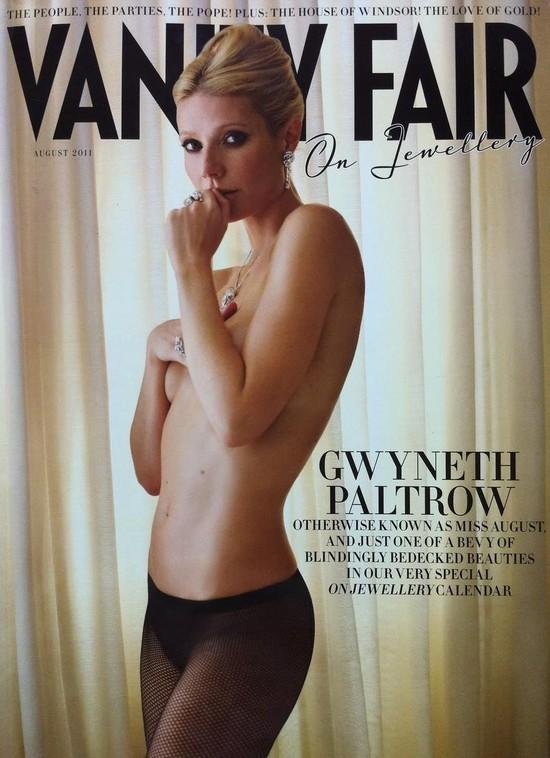 Vanity Fair wypowiada dojnę Gwyneth Paltrow - będzie ostro
