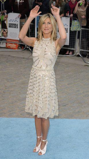 Jennifer Aniston właścicielką najseksowniejszego ciała