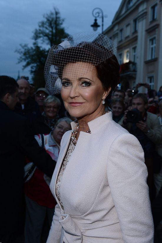 Jolanta Kwaśniewska skończyła 60 lat