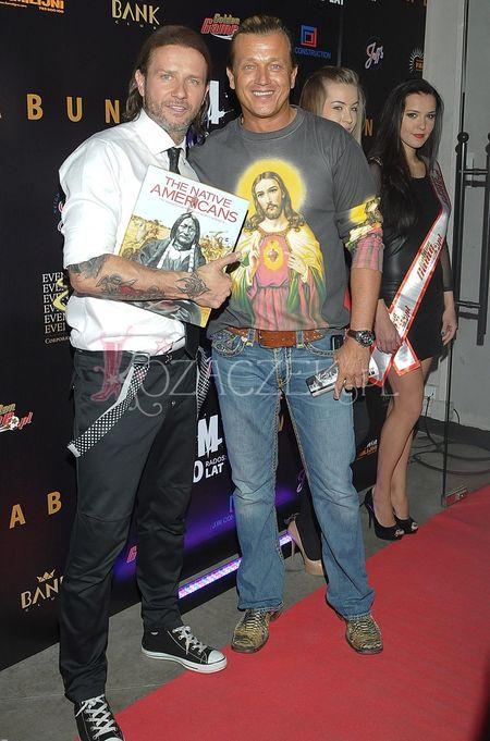 Kto na urodziny Majdana założył bluzę z Jezusem? (FOTO)