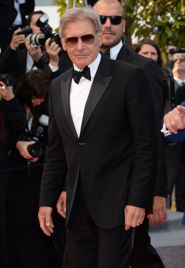 Harrison Ford urodził się 13 lipca 1942 w Chicago.