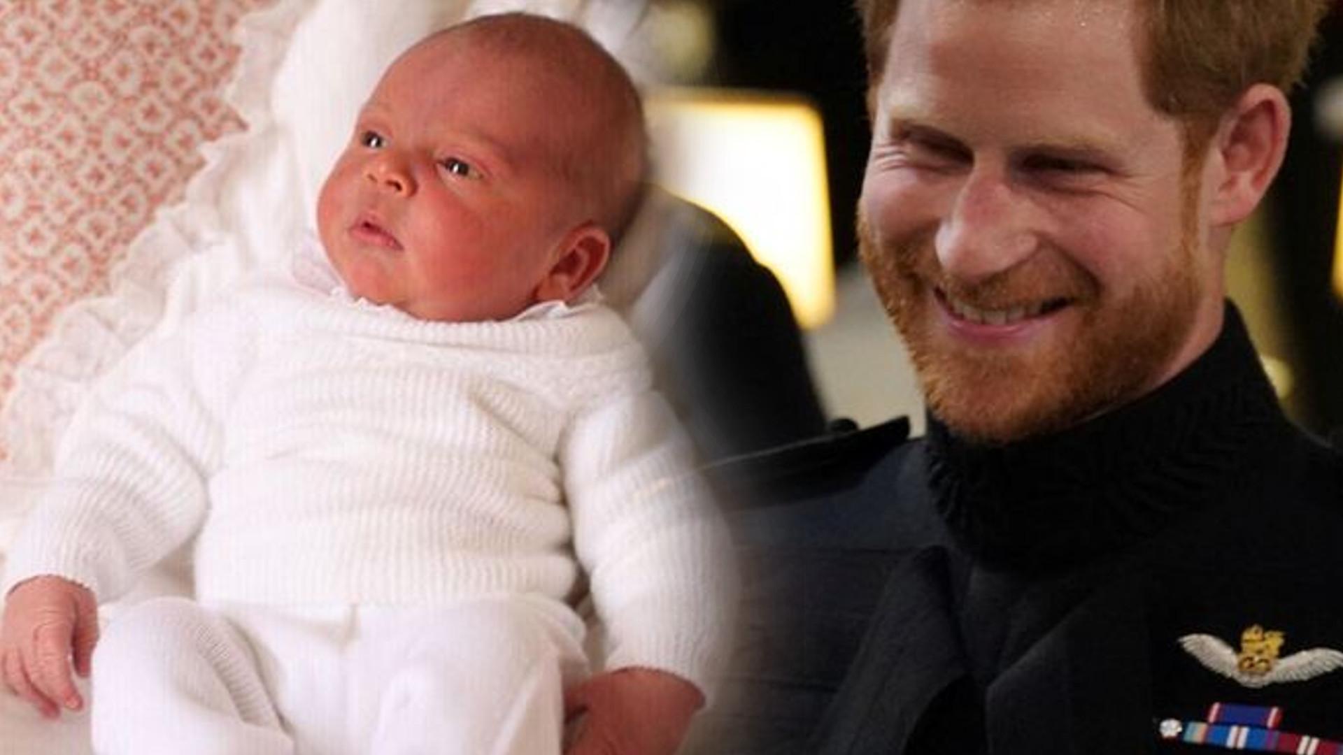 Książę Harry ma WYJĄTKOWY prezent dla księcia Louisa