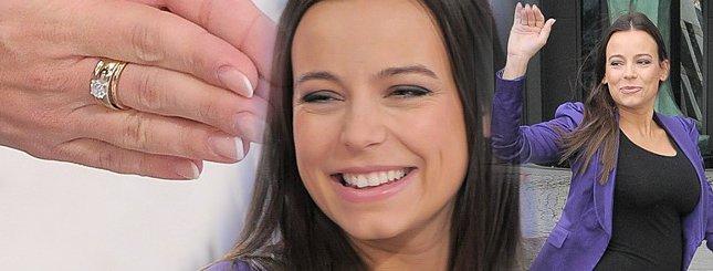 Anna Mucha pokazała się w telewizji (FOTO)