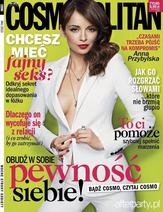 Anna Przybylska, Cosmopolitan