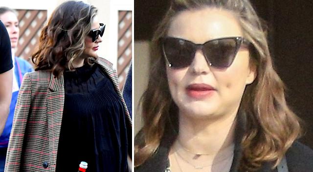 Miranda Kerr BARDZO PRZYTYŁA w drugiej ciąży