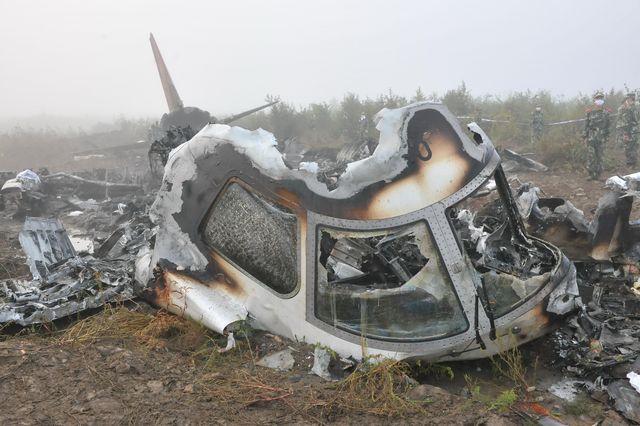 Ostatnie słowa pilotów przed katastrofą zarejestrowane na czarnych skrzynkach