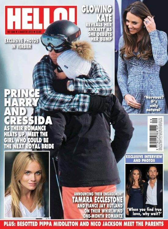 Cressida Bonas - nowa dziewczyna księcia Harry'ego (FOTO)