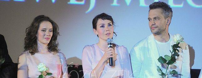 Premiera filmu o Agacie Mróz – Nad Życie (FOTO)