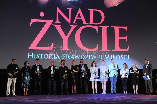 Premiera filmu o Agacie Mróz - Nad Życie (FOTO)