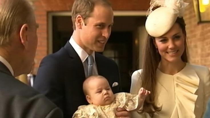 Pippa Middleton i jej okropny prezent z dla księcia Jerzego