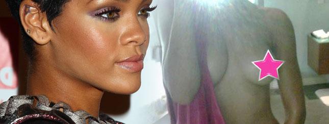 Rihanna nago! (FOTO)