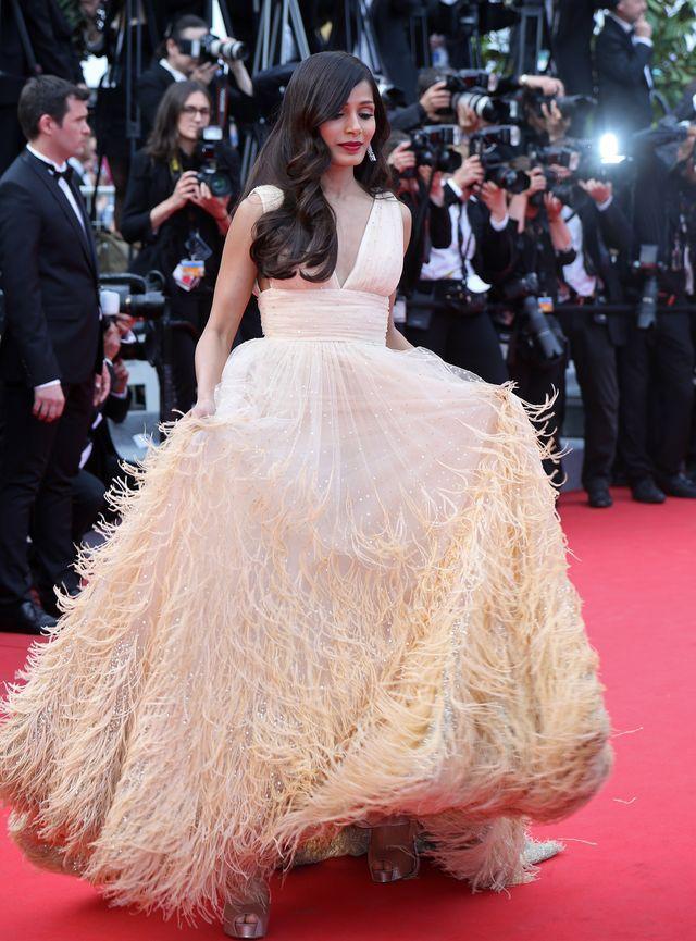 Freida Pinto Cannes 2014