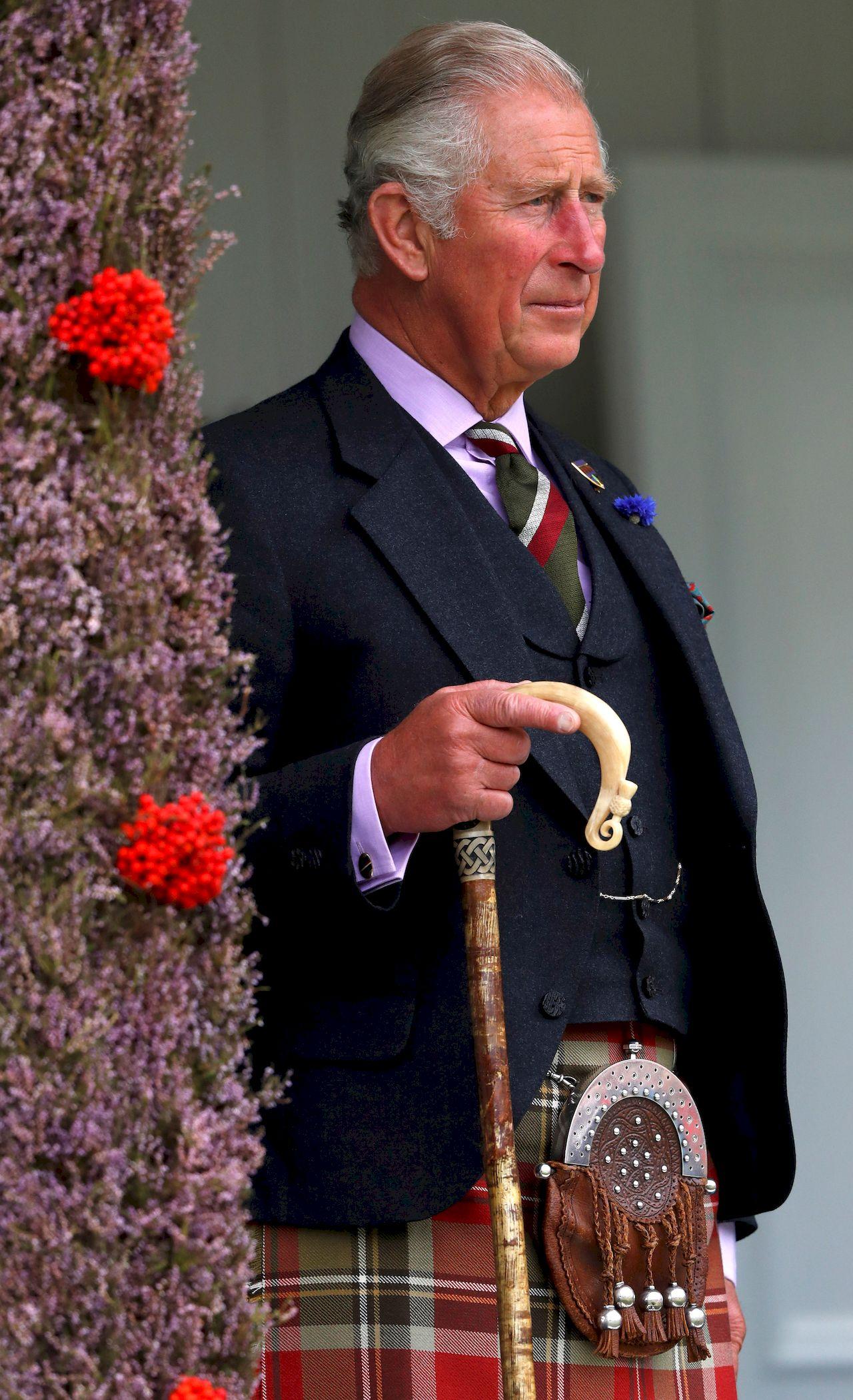 Oto NOWE zdjęcie księcia Louisa z księciem Karolem