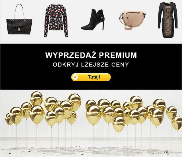 Wyprzedaż marek premium w Zalando!
