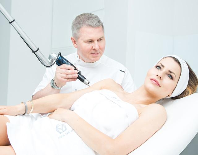 Laser pikosekundowy – ciało bez skazy