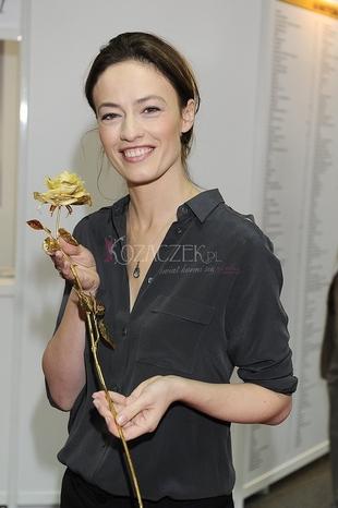 Magdalena Różczka nagrodzona za dobre serce (FOTO)