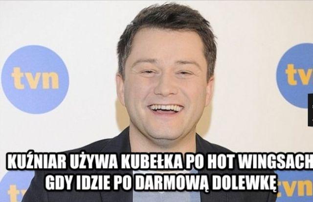Jarosław Kuźniar, memy