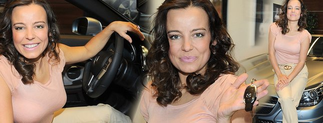 Mucha lansuje się na Mercedesa (FOTO)