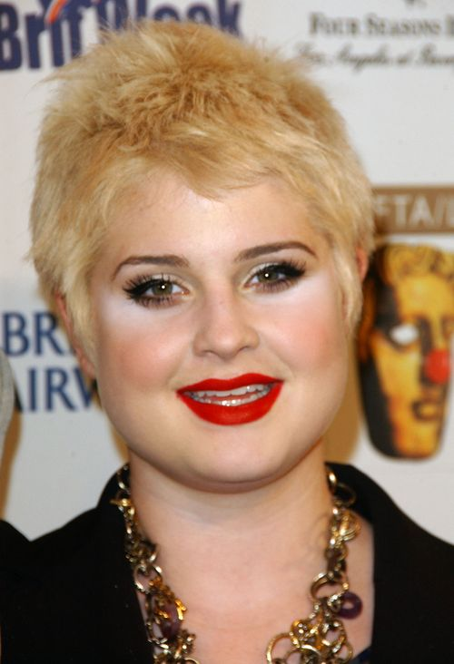 Kelly Osbourne, blond w�osy