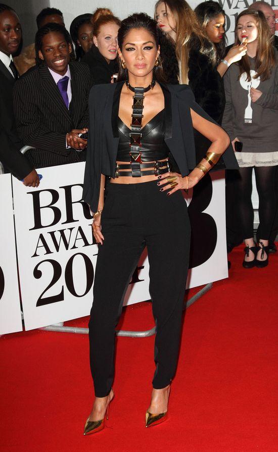 Nicole Scherzinger, BRIT Awards 2014
